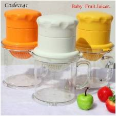 Multi Function Hand Juice Maker for Baby