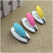 Stainless Steel Baby Nail Clipper