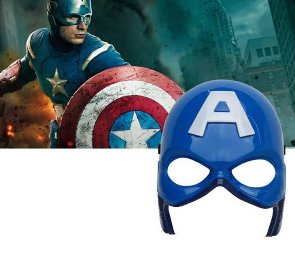 Captain America LED মাস্ক বাংলাদেশ - 592985