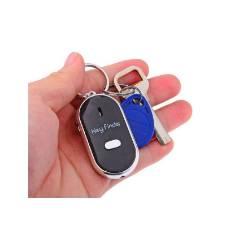 Whistle Sound Control Portable Mini LED Key Finder