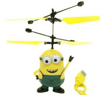Flying Minion Toy