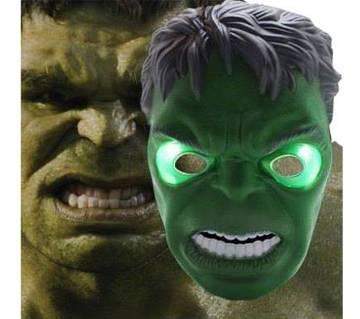 Avengers Series LED Hulk মাস্ক