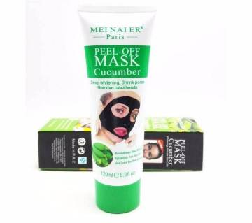 Meinaier Peel Off Mask- Cucumber-120 ml