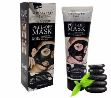 Meinaier Peel Off Mask- Milk-120 ml