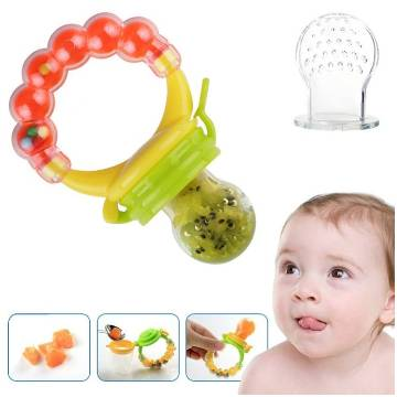 Baby Fresh Food Feeder Nipple Pacifier