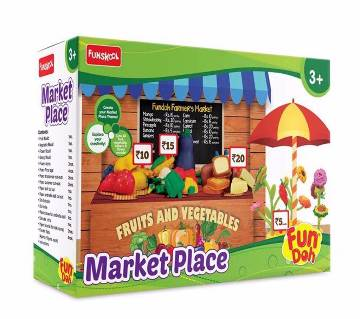 Funskool Fun Doh Marketplace