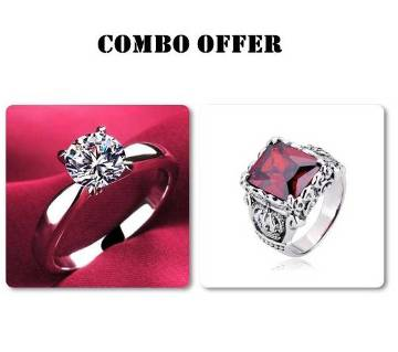 Combo offer Finger Ring man and woman