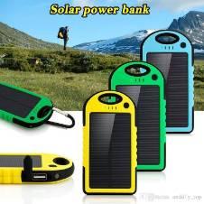 Solar Power Bank 5000mAh For Mobile 1 piece