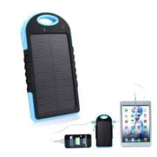 Solar Power Bank 5000mAh For Mobile