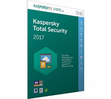 Kaspersky ইন্টারনেট সিকিউরিটি 2017 - ১ ইউজার 1
