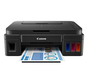 Canon G2000 printer and scanner