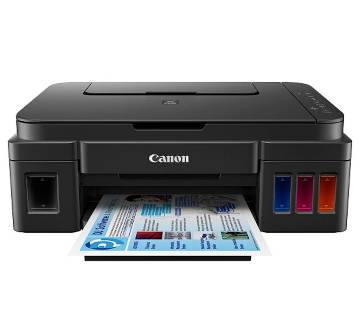 Canon G3000 printer and scanner and Wifi support