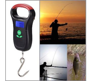 Digital Fishing Waterproof Scale