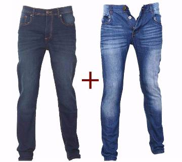 GAP+ROOKIES Stretched Jeans Pant (copy) Combo