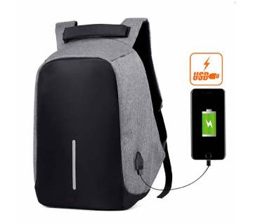 Anti theft laptop & DSLR backpack