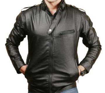 Full Artificial Leather Jacket For Men