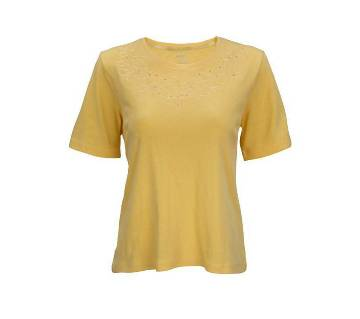 ladies T- shirt T16