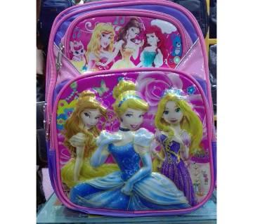 Disney Princess কিডস স্কুল ব্যাগ