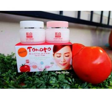 Tomato Skin Whiting Day & Night Cream - Thailand