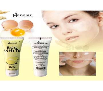 Mistine Egg White Peel Off Mask - Thailand