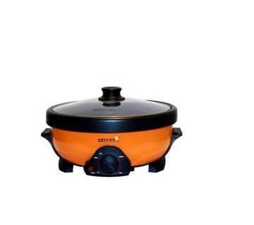 Novena Curry Cooker - Orange