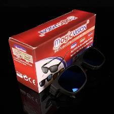 3-in-1 Magic Vision ম্যাগনেটিক গ্লাস