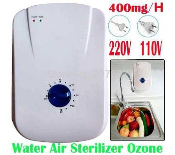 Ozone Genera Portable Fruit Vegetables Food active