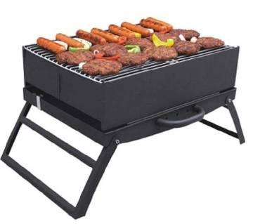 ফোল্ডেবেল পোর্টেবল BBQ গ্রিল মেকার