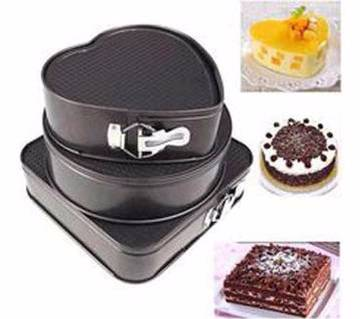 Cake Pan Set (3 Pieces)