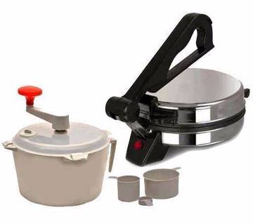 Roti Maker & Dough Maker Combo