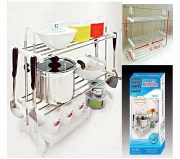 Multi-Function Folding Dish Rack