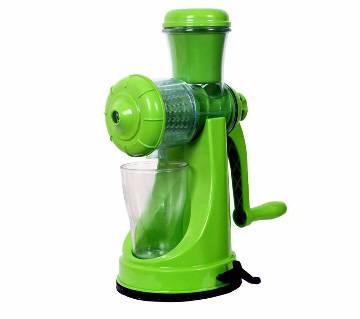 Apex Manual Fruit Juicer