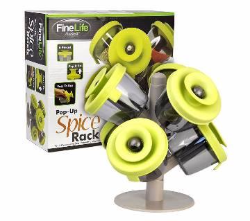 Pop Up Spice Rack - 6 Pieces