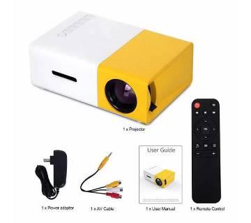 মিনি LED প্রোজেক্টর H400
