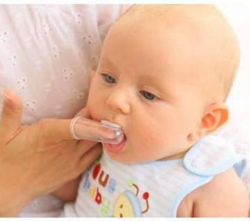 Baby Finger Brush - Toothbrush for Newborn