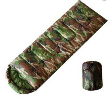 Outdoor Camping Sleeping Bag Single