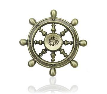 Titanic Wheel Shape Fidget Spinner