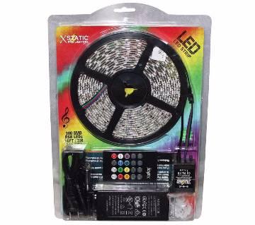 16 Color LED স্ট্রিপ লাইট উইথ রিমোট কন্ট্রোল