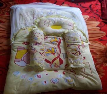 Baby mosquito net bed pillow