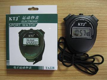 Electronic Digital Sports Stop Watch