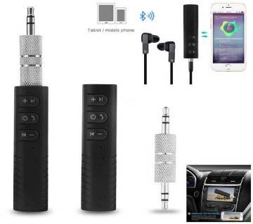 Bluetooth Receiver with Earphone