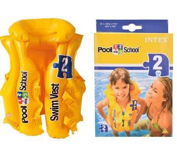 Intex Pool School Deluxe Swim Vest