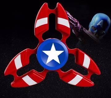 CAPTAIN AMERICAN FIDGET Spinner