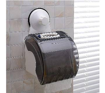 Waterproof toilet tissue paper holder