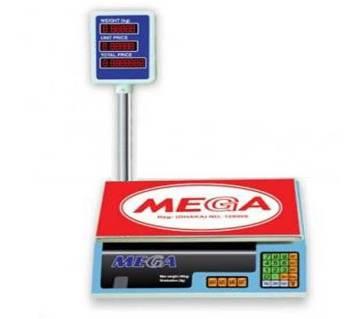 Mega AS-112 ডিজিটাল স্কেল- ৩০ কেজি