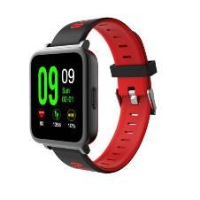 SN10 1.54 Inch স্মার্ট ওয়াচ Square LCD Touch Display Bluetooth