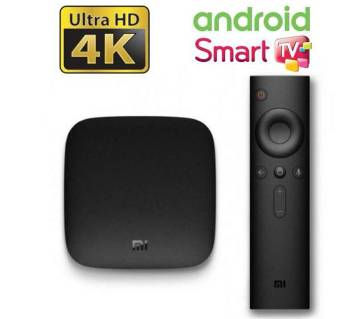 Mi Android Smart TV Box
