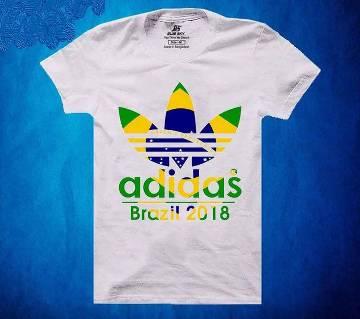 Brazil টিশার্ট