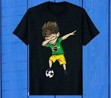 World Cup 2018 Brazil টিশার্ট