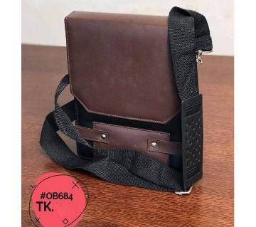 Artificial Leather Official Bag